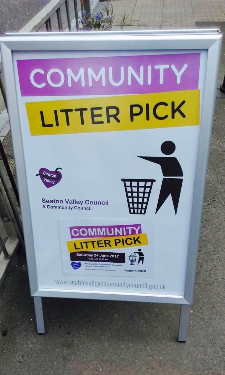 Community Litter Pick 2017