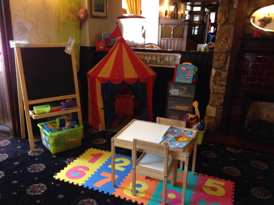Keel Row Indoor Play Area